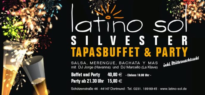 Salsa Silvester Party 2017